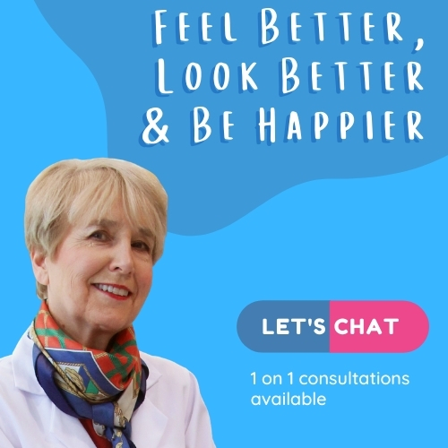feel better, look better and be happier over 50